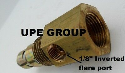 Ingersoll Rand 12 Inverted Flare X 12 Air Compressor Check Valve