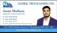 LOW INTEREST RATES FOR DUMP OR HIGHWAY TRUCKS FAST APPROVAL