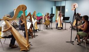 Music for Young Children classes and Celtic Harp lessons