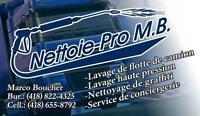 NETTOIE-PRO MB - LAVAGE SUPÉRIEUR HAUTE PRESSION - N°1 À QUÉBEC!