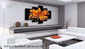 Canvas pictures in Warrington