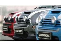 MINI Service Centre Tandragee - Parts, Servicing, MOT, Cooper S, Cooper, One, Mini Garage Mechanic
