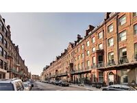 BRAND NEW 1 BED FLAT IN MARYLEBONE.1 min to Regents Park,Univ of Westminster, LBS, Baker St ST