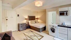 Studio flat in Garden Views, Pelham Court, London, SW3