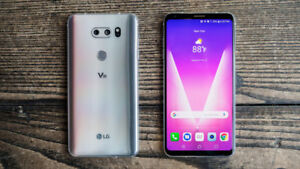 LG V30, Like new in box with case and charger. Unlocked