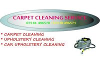 CARPETS, UPHOLSTERY & CAR UPHOLSTERY CLEANING SERVICE