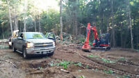 Muskoka Lot Clearing & Excavation Services
