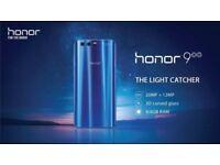 Huawei Honor 9 - 64GB - 4GB Ram - Argos Price £399 Our Price £325 Cyber Week Sale