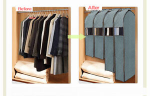 Spacious-Breathable-Coat-Dress-Suit-Clothes-Garment-Storage-Protective-Cover-Bag