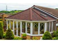 Conservatory Roof Conversions Sun Room Extension Insulated Roofing A Rated Windows Roofline