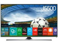 "Samsung 43"" Smart LED Tv wi-fi warranty free delivery"