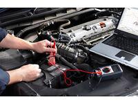 Auto Electrician, Diagnostic, Battery Jump Start 12/24v, Non start, Alternator