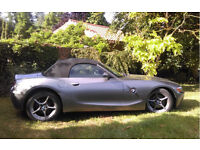 BMW Z4 3.0 se roadster convertible