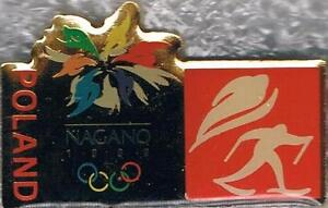 1998-Nagano-Poland-Olympic-Nordic-Combined-Team-NOC-Pin