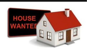 House wanted in scarborough ! wexford maryvale area preferred !