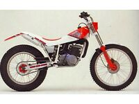 Wanted .....any old trials bikes! Running or not?