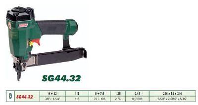 Omer Sg44.32 18 Gauge 38 Crown Stapler For Senco M Staples Prebena G Jk782