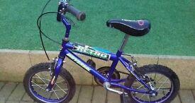 "Boys Universal Retro 12"" Wheels Bike - Super Condition - Delivery Available"