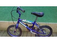 "Boys Universal Retro 12"" Wheels Bike - Super Condition - Delivery Available"