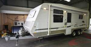 Montana Archer caravan for sale - Semi off road & free camp ready Wodonga Wodonga Area Preview