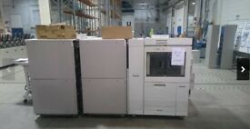 Xerox DocuPrint 135MX Enterprise Printing System (MICR) Printer.