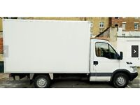 Man and Van service - Local and long distance.