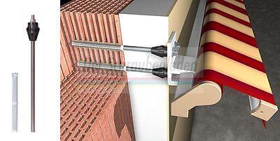 Fischer Thermax M12 16/170 Wärmeverbundsysteme Abstandsmontage Dübel 1 Stück