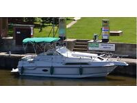 REGAL AMBASSADOR 233XL CRUISER - 26FT - FULL CANOPY (IMACULATE THROUGHOUT)