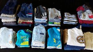 Lot de vêtements garçons 6-12 mois