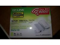 TP-link av500 powerline extender