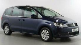 image for 2018 Volkswagen Sharan 2.0 SE TDI BLUEMOTION TECHNOLOGY DSG 5d AUTO 148 BHP MPV