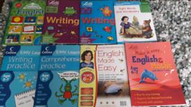 Fun Learning Educational Workbooks age 5-8