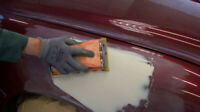 Auto body technician/painter for part time/weekends cash work