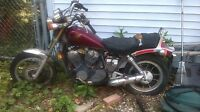 1983 shadow 500cc for parts