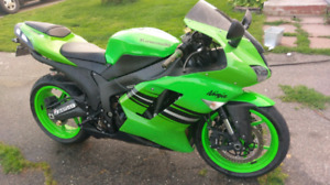 2008 ZX6R 12000kms