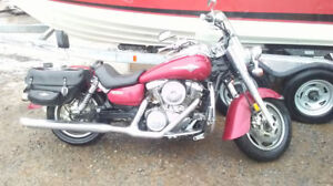 Now Parting Out 2003 Kawasaki Vulcan 1600