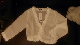 NEW wedding blouse - size 10 - with tags