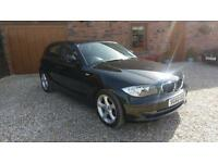 **PRICE DROP**2010 BMW 116 2.0 SPORT BLACK *12 MONTHS WARRANTY*