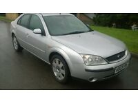2003 ford mondeo tdci automatic 9 month mot