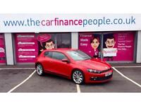 Volkswagen Scirocco 2.0 TSI 2009MY GT ** GOOD/BAD CREDIT ***
