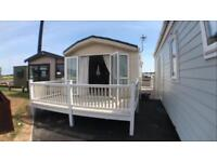 Stunning caravan for sale in skegness with 7ft deck 14 sites to choose from