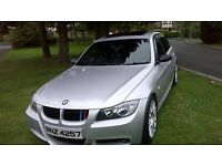 320 BMW EDITION M SPORT ( I DRIVE would swap for 2007 our 2008 honda TYPE R