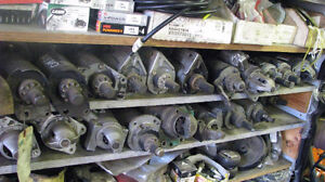 rebuilding your tractor or snowblower engine?  NEW & USED PARTS!
