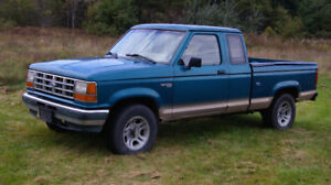 1992 FORD RANGER PROJECT