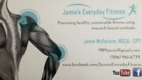 Personal Training Services Jamie's Everyday Fitness