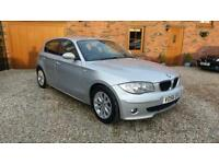 BMW 120 2.0TD SE SILVER FULL SERVICE HISTORY