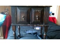 edison bell radio table