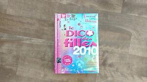 DICO DES FILLES 2010