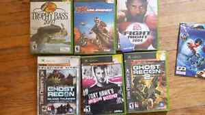 Various psp, ps2, ps3, and x box games Cambridge Kitchener Area image 8