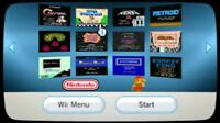 Modded Wii 1000's of Games